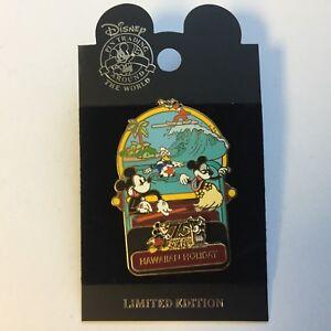 DLR-Mickey-Mouse-75th-Hawaiian-Holiday-3D-LE-2000-Disney-Pin-29971