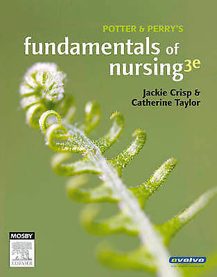 1 of 1 - Potter and Perry's Fundamentals of Nursing by Jackie Crisp, Catherine Taylor...