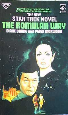 STAR TREK: THE ROMULAN WAY, Diane Duane & Peter Morwood UK pb 87 ...