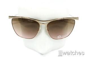 8e7998ba8b1 New Guess Aviator Rose Gold White Sunglasses GGU1117 ROGLD 52 60-12 ...