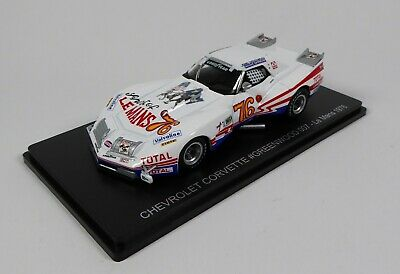 Chevrolet Corvette 24h le mans 1971-TSM-Model tsm154321 1:43