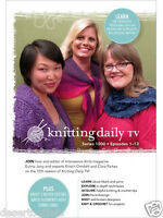 Knitting Daily Tv Series 1000 With Eunny Jang [dvd]