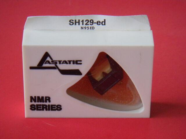 Vintage Astatic SH129-ed /Shure N95-ED Diamond Stylus/Needle -NMR Series -Stereo