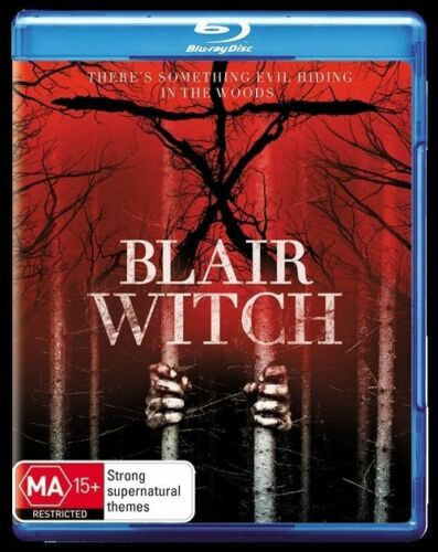 1 of 1 - Blair Witch (Blu-ray, 2017) NEW