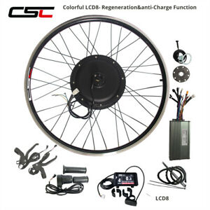 26-034-Electric-Bike-Rear-Wheel-Bicycle-Conversion-Kit-1000W-Hub-Motor-48V-1500W