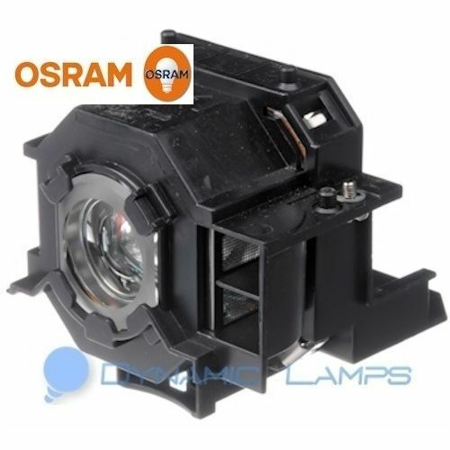 Original Osram Projector Lamp With Housing for Epson EMP-270 EMP270 ELPLP42