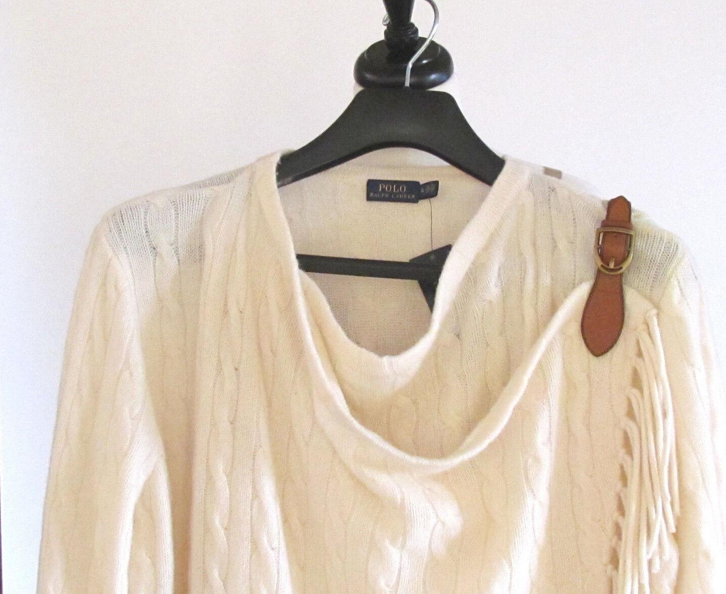 Women's Sweaters Designer Sweaters Merino Wool Sweater Polo Ralph Lauren  XL