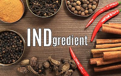 100g Whole and Ground Indian Spices
