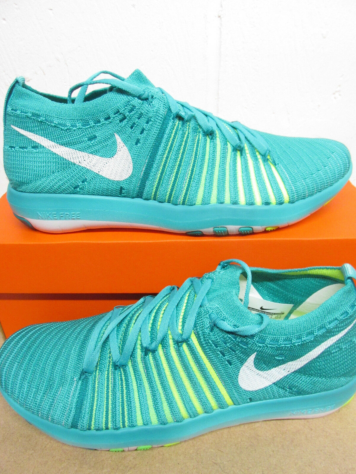 Nike Free Transform Flyknit Femme Baskets fonctionnement Trainers 833410 301 Baskets Femme chaussures a51ed2
