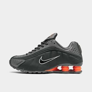 AUTHENTIC NIKE SHOX R4 Anthracite Total
