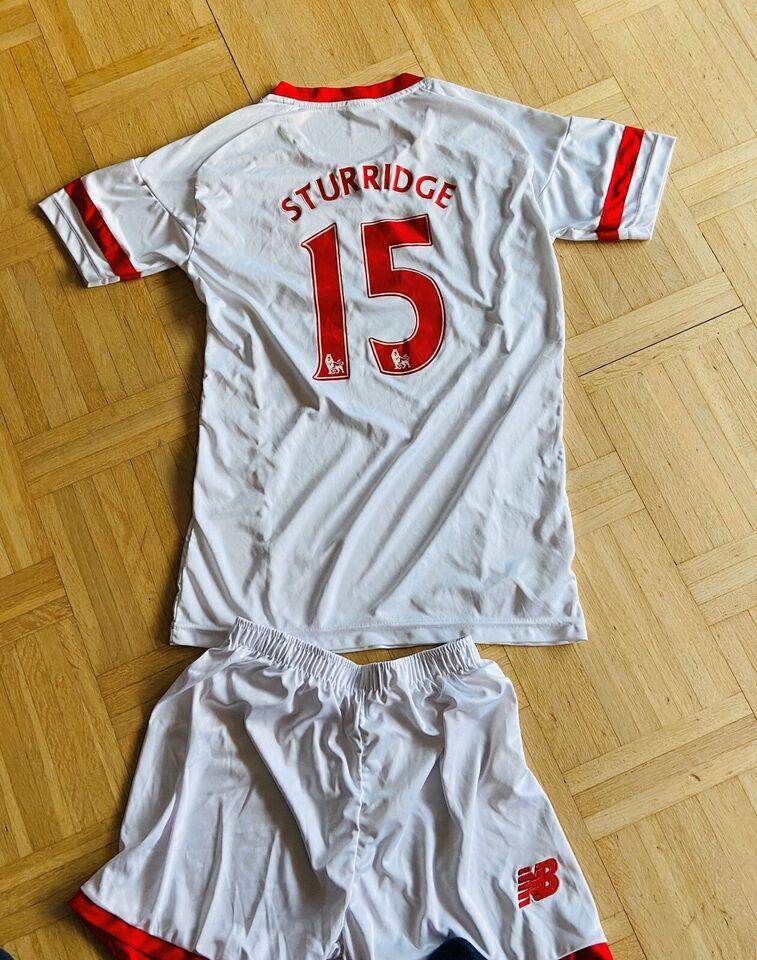 Sportstøj, Fodboldtrøje , Liverpool New balance