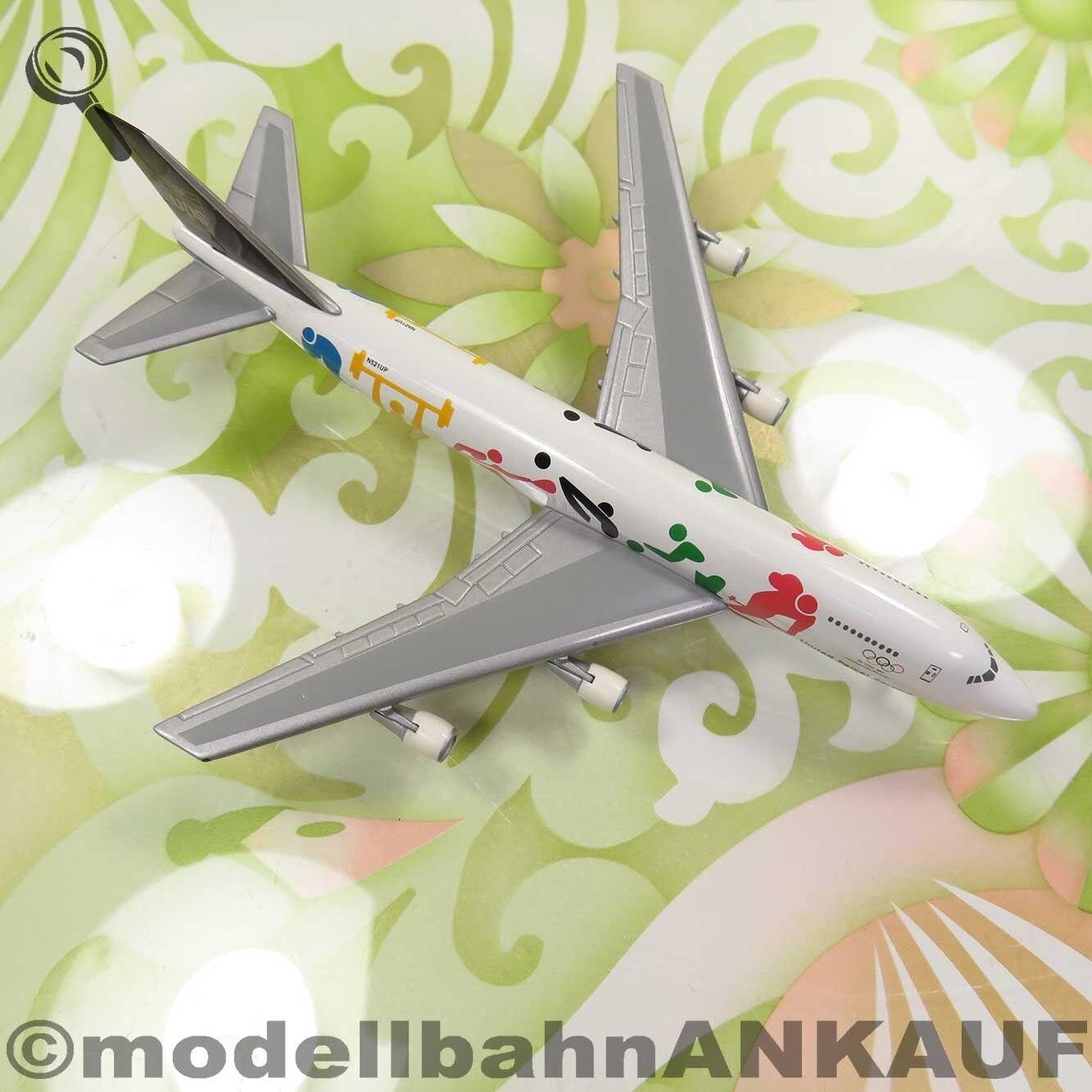 HERPA -1 500 - - - United Parcel Service Boeing 747-200-  S13293 371466