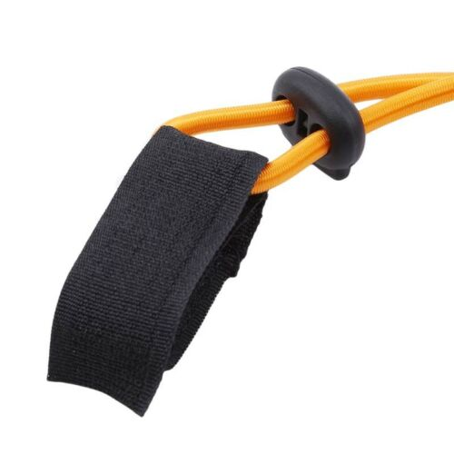 Kayak Boat Canoe Paddle Leash Fishing Rod Coil Tether Bungee Cord G