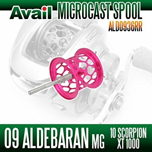 Avail SHIMANO Microcast Spool ALD0936RR PINK for Core50Mg, CHRONARCH 50E
