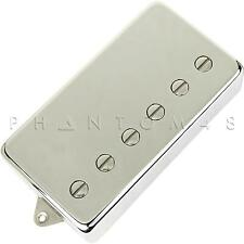 John Suhr Guitars SSH Guitar Humbucker F-Spaced Bridge Pickup 53mm - NICKEL
