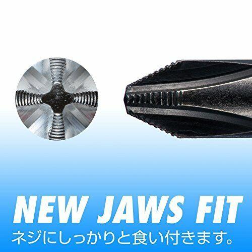 +2 Tournevis 930-2-100 08128 Japon Bateau 930 megadora 2x100 JIS