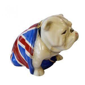 Royal-Doulton-BRAND-NEW-Jack-the-Bulldog-007-SPECTRE-James-Bond-FREE-W-W-Postage