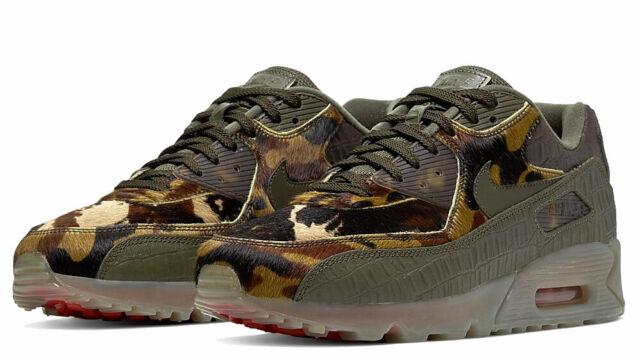 Size 10 - Nike Air Max 90 Crocodile Camo 2019 for sale online   eBay