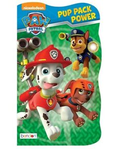 NEW-NICKELODEON-PAW-PATROL-PUP-PACK-POWER-CHILDREN-039-S-BOOK-313779