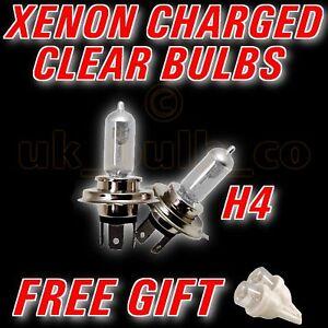 Land Rover Freelander MK1 55w Super White Xenon High//Low//Side Headlight Bulbs
