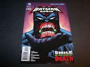DETECTIVE COMICS #15 1ST PRINT BATMAN DEATH OF THE FAMILY TIE-IN JOKER/'S BACK