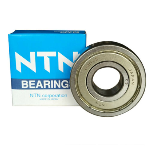 NTN 6007 ZZ Deep Groove Ball Bearings  35x62x14mm