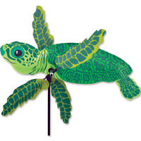 Baby Sea Turtle Whirligig Wind Spinner Small 17