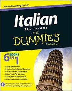 Italian-All-in-One-For-Dummies-For-Dummies-Language-amp-Literature-by-Consumer