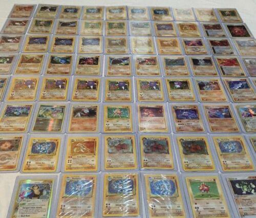 CHARIZARD GUARANTEED POKEMON TCG 16 CARD LOT SET WITH 1ST EDITIONS HOLO FOILS