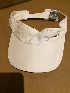 Image is loading Women-039-s-Champion-Sports-Athletic-Visor-White- 5798266a403