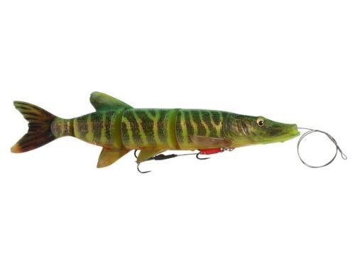 Savage Gear 4D Line Thru Pike 25cm 110g Slow sinking Gummifische NEU 2019