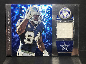 innovative design 92a77 eec97 Details about 2013 Totally Certified Blue JERSEY DeMarcus Ware 96/99 Dallas  Cowboys L@@K