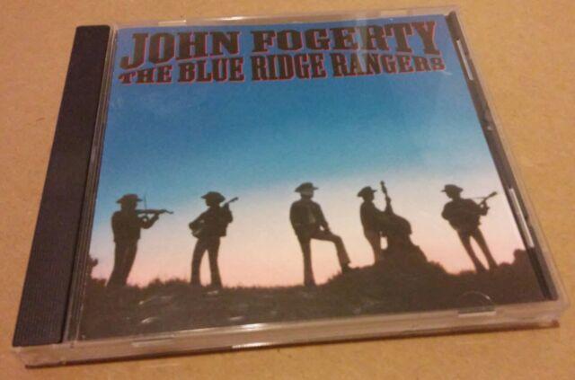 JOHN FOGERTY CCR - THE BLUE RIDGE RANGERS CD - RARE WONDERFUL CONDITION 1991
