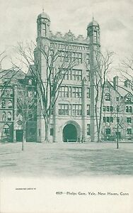 NEW-HAVEN-CT-Yale-University-Phelps-Gate-udb-pre-1908