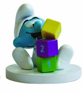 Los Pitufos Bebé Pitufo Sbabam figura 7 cms SBAPF002