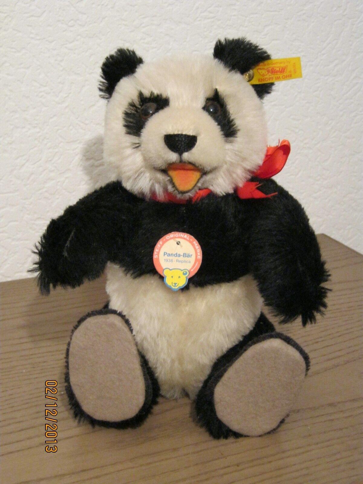 Steiff Panda-Bär, EAN 408 304, 408304