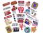 100-Piezas-Amigos-show-de-TV-Paquete-de-Etiqueta-Impermeable-Pegatinas-de-vinilo-libre-Envio-a-EE-UU miniatura 1