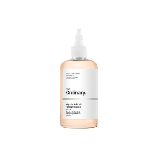 NEW The Ordinary Glycolic Acid 7% Toning Solution 240ml Womens Skin Care