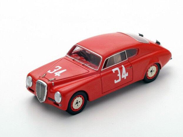 Spark Model 1 43 43TF52 Lancia Aurelia B20 Winner Targa Florio 1952 Bonetto