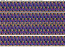 Aviattic Decals 1/28 5-COLOR LOZENGE UPPER SURFACES FACTORY FRESH Full Pattern