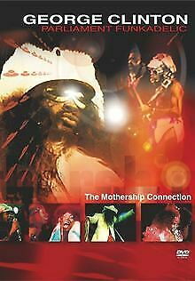 George Clinton - The Mothership Connection | DVD | Zustand sehr gut