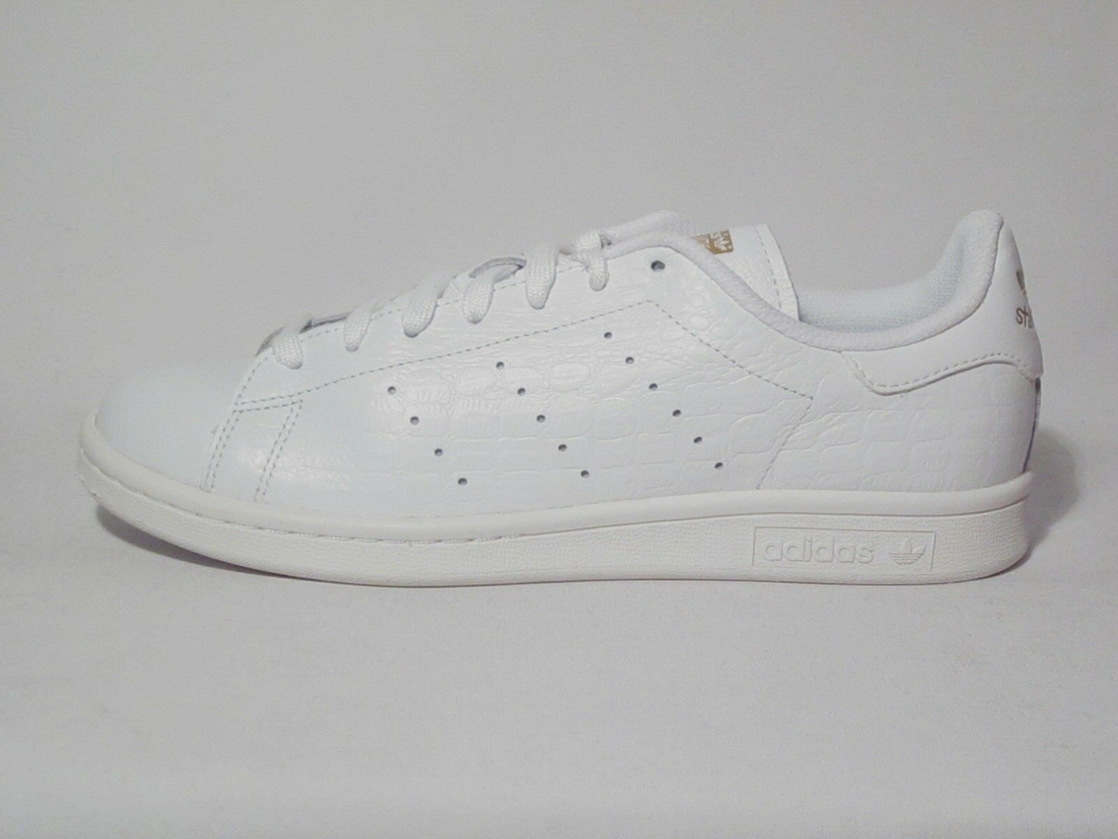 ORIGINAL ADIDAS STAN SMITH  WHITE  TRAINERS SNEAKERS AQ2727