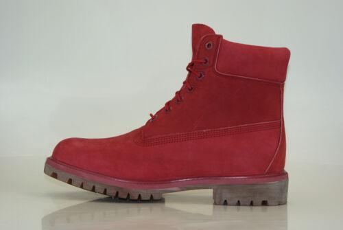Zapatos Hombre Botas 6 De Pulgadas Waterproof Timberland Premium Cordones Boots pB818Zx