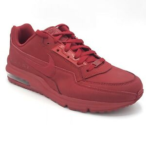 best site new release On Clearance Details about Nike Air Max LTD 3 Men's Running Shoes Gym Red/Gym Red  687977-602 Sz 13