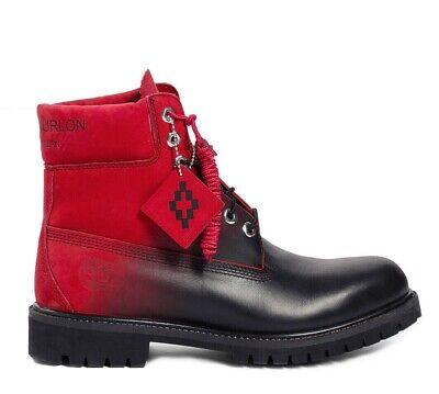 timberland noir et rouge