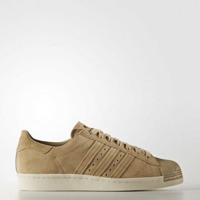 NEW MENS ADIDAS SUPERSTAR 80s SNEAKERS BB2227-SHOES-SIZE 10