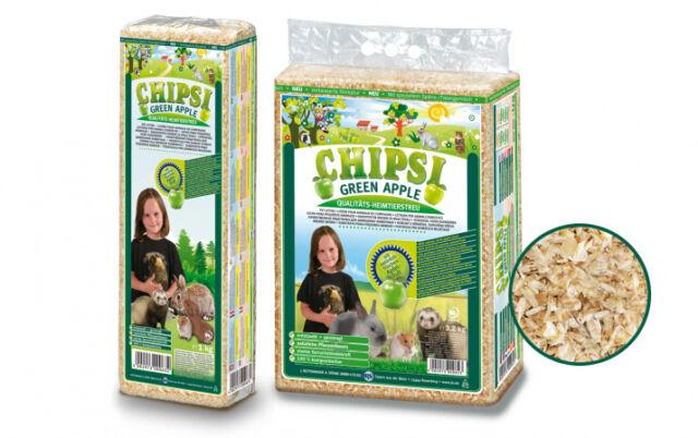 Chipsi Green Apple Small Animal Litter