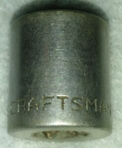 Craftsman-11-16-034-SAE-12-Point-3-8-034-Drive-Socket-V