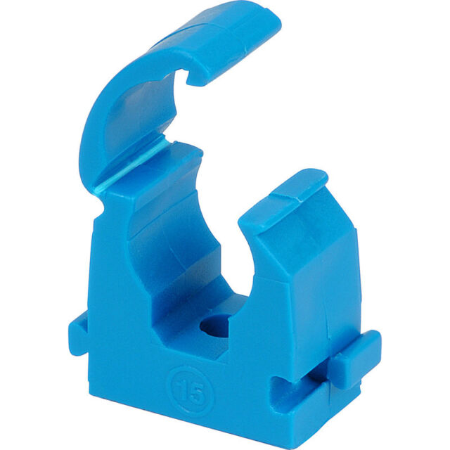 Blue Talon Hinged Clip MDPE  32-35mm Pipe   20 Pack new
