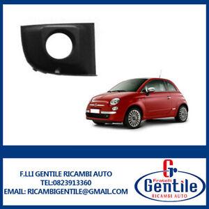 FIAT-500-DAL-2007-AL-2015-GRIGLIA-FENDINEBBIA-PARAURTI-ANTERIORE-LATO-SINISTRO